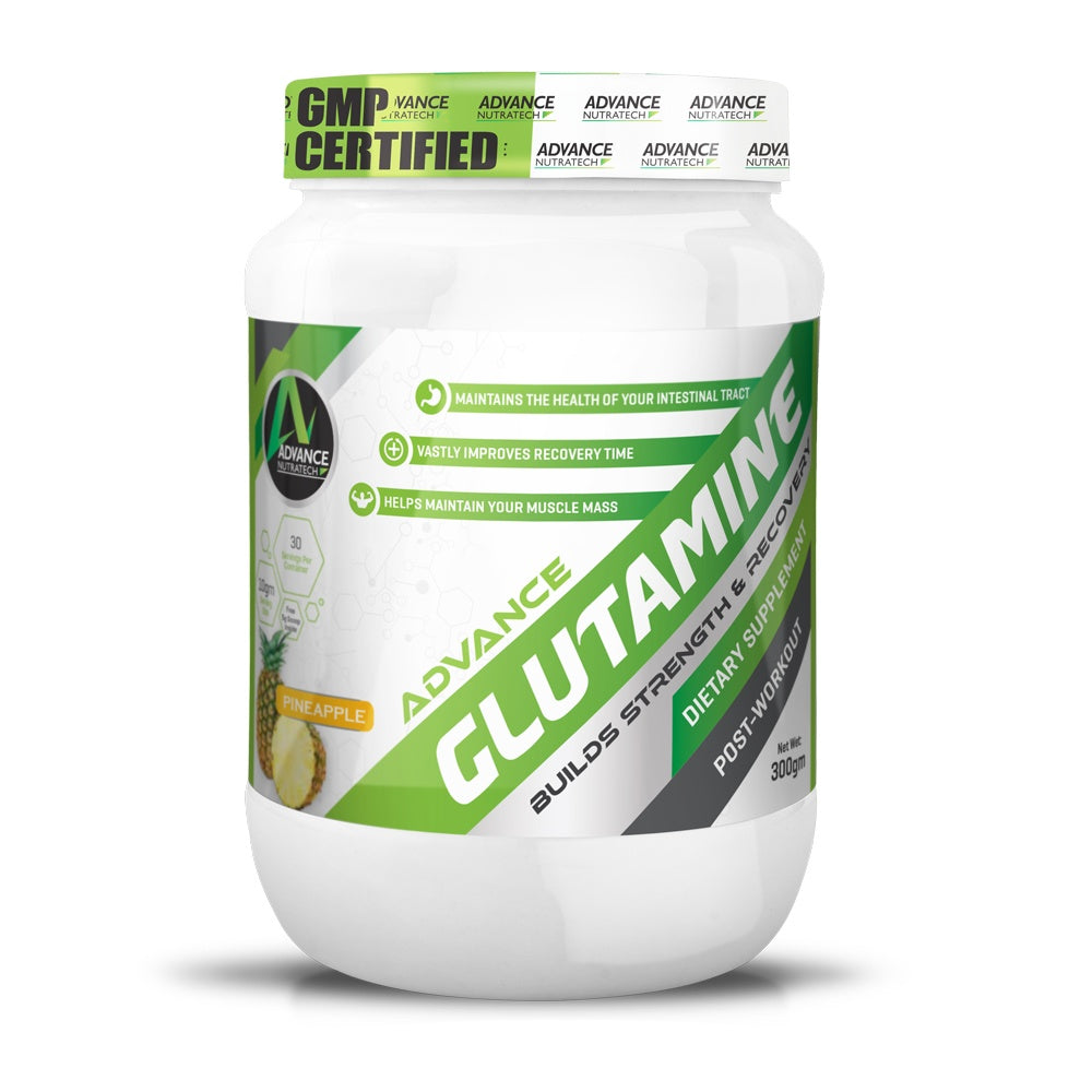 Advance Glutamine Powder - Brutecart