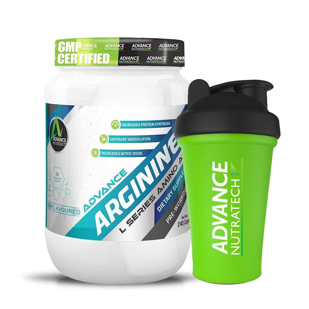 Advance Arginine Unflavor Medium Packs