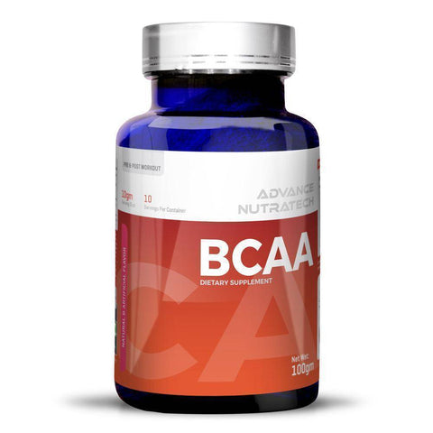 Advance BCAA 2:1:1 Branch Chain Amino Acid - Brutecart