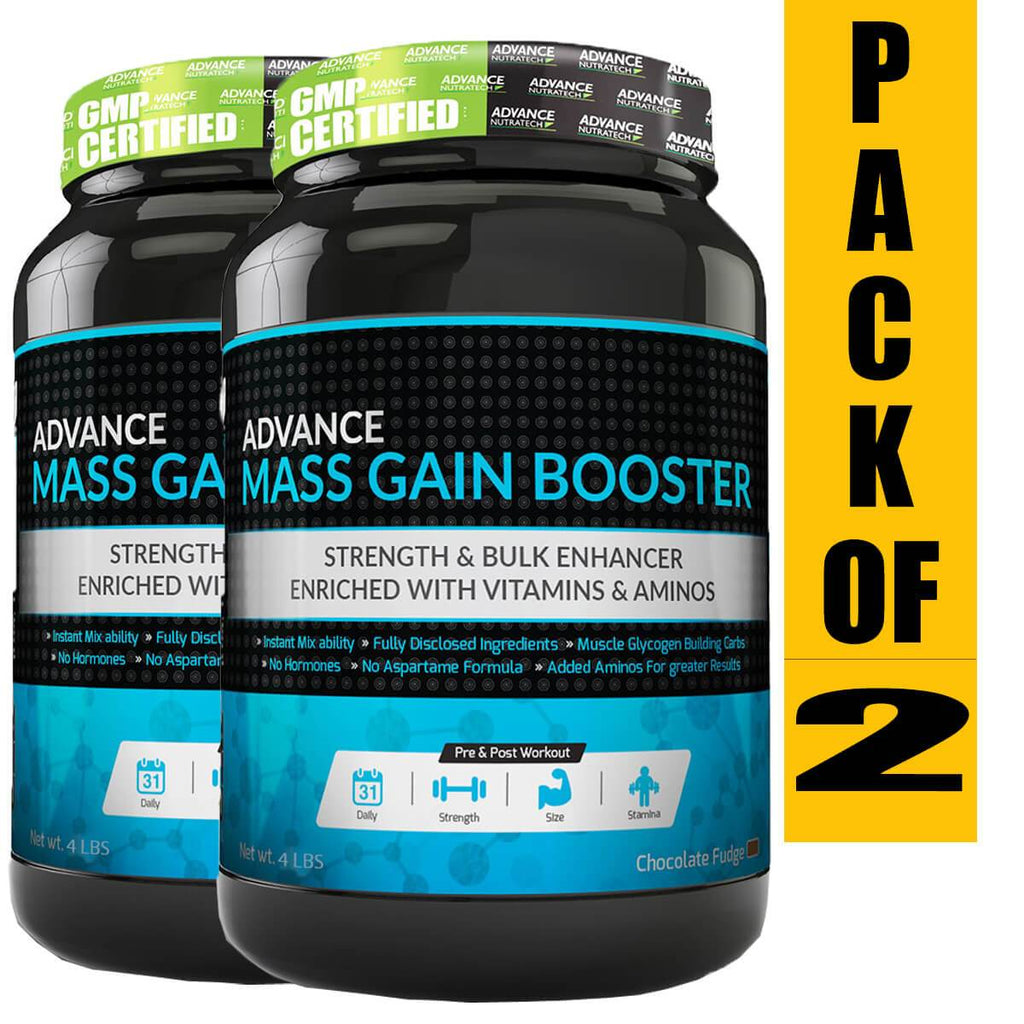 Mass Gainer Booster (Pack of 2)