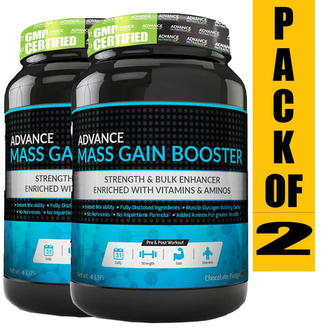 Image of Mass Gainer Booster (Pack of 2)