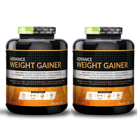 Image of Advance Mass Weight gainers protein shaker for women