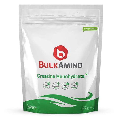 Image of Advance Creatine Monohydrate Powder & Capsule - (100g|300g|500g) (flav|unflav)