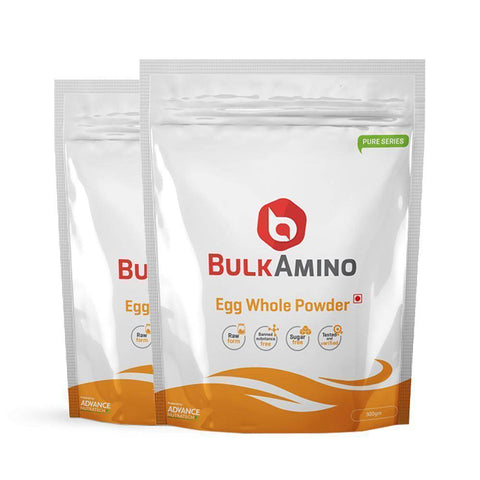 Image of BulkAmino Egg Protein Unflavor Powders - Brutecart