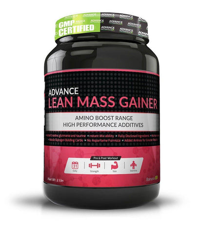 Image of Lean Mass Gainer - Brutecart