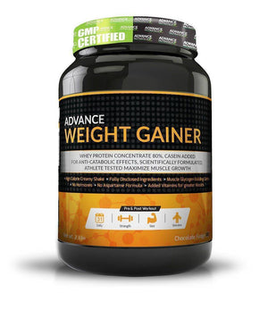 Advance Weight Gainer Flavor Powders