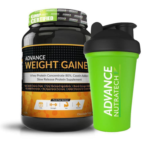 Advance Weight Gainer Flavor Powders - Brutecart