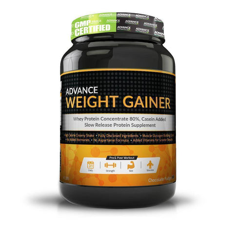 Image of Advance Weight Gainer Flavor Powders - Brutecart