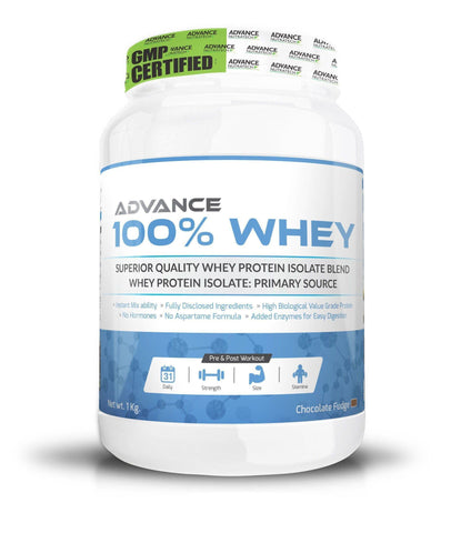 Image of Advance 100% Whey Protein Isolate Powder