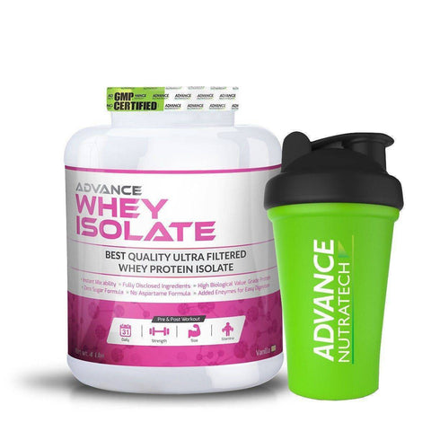 Image of Advance Whey Isolate Protein Powders - Brutecart