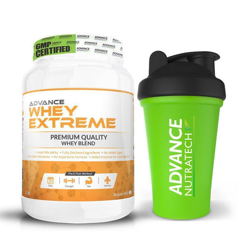 Whey protein Extreme manufacturer in India