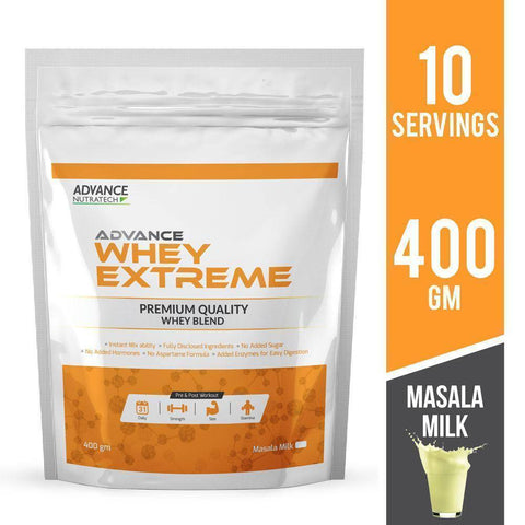 Advance Whey Extreme Protein Powders - Brutecart