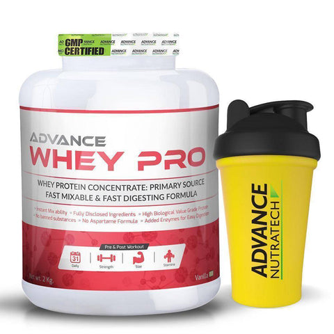 Image of Advance Whey Pro Protein Powder - Brutecart