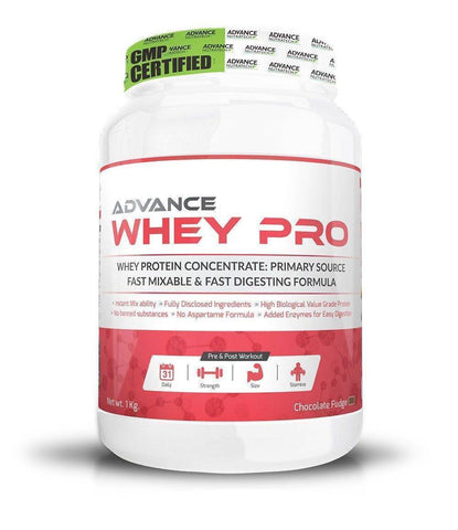 Advance Whey Pro Protein Powder - Brutecart