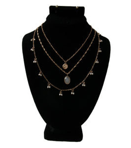 ASHLEY MULTI-LAYER NECKLACE
