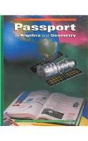 Passport To Algebra And Geometry