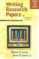 Writing Research Papers: A Complete Guide-Mla Update, 10Th Edition