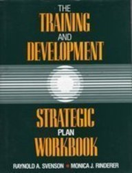 The Training And Development Strategic Plan Workbook