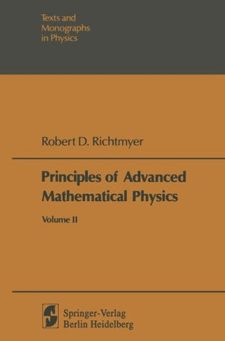 Principles Of Advanced Mathematical Physics: Volume Ii (Theoretical And Mathematical Physics)