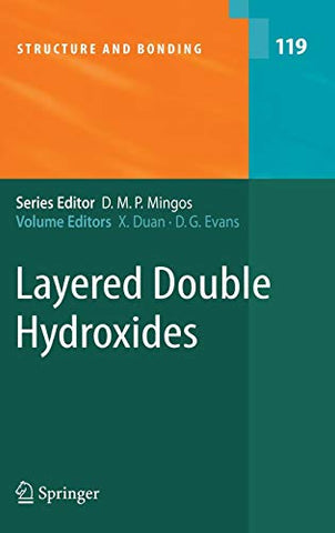 Layered Double Hydroxides (Structure And Bonding)