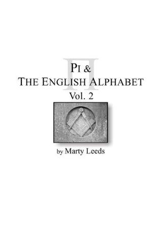 Pi & The English Alphabet Vol. 2
