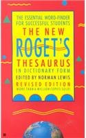The New Roget'S Thesaurus In Dictionaryform