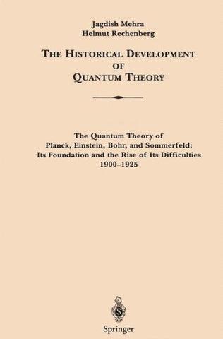The Historical Development Of Quantum Theory
