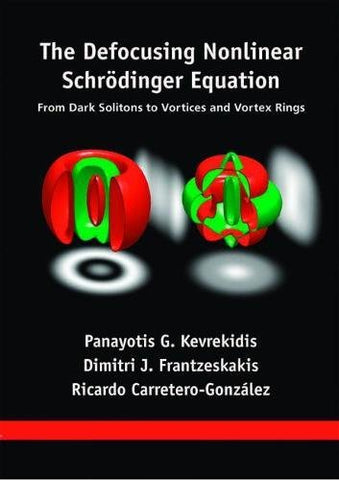 The Defocusing Nonlinear Schrodinger Equation: From Dark Solitons To Vortices And Vortex Rings