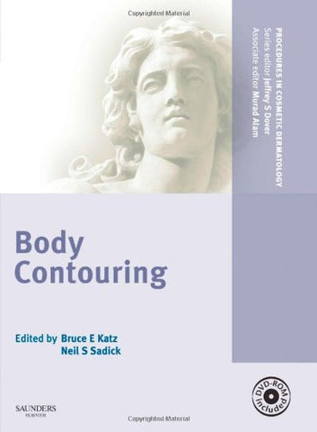 Procedures In Cosmetic Dermatology Series: Body Contouring With Dvd, 1E