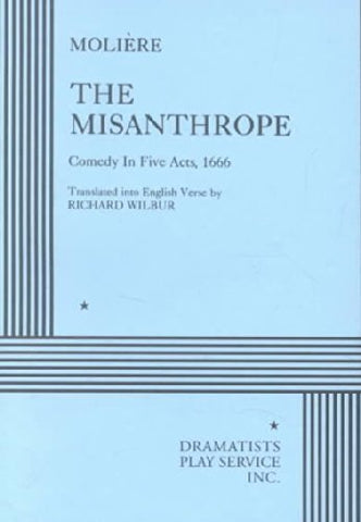 The Misanthrope.