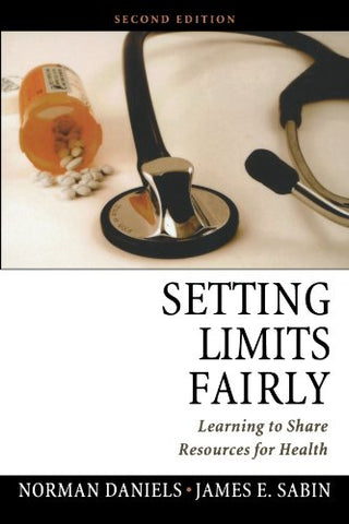 Setting Limits Fairly: Learning To Share Resources For Health