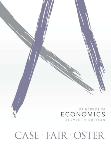 Principles Of Economics Plus New Myeconlab With Pearson Etext -- Access Card Package (11Th Edition)