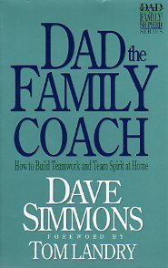Dad The Family Coach (Dad The Family Shepherd Series)