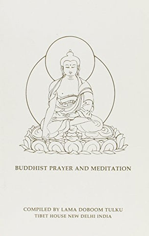 Buddist Prayer And Meditation