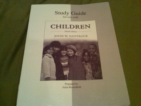 Study Guide For Use With Children, 9Th Edition