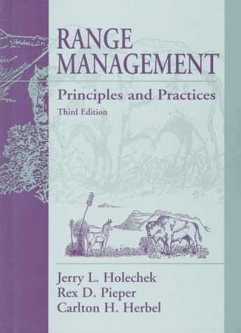 Range Management: Principles And Practices