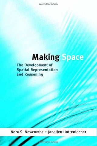 Making Space: The Development Of Spatial Representation And Reasoning (Learning, Development, And Conceptual Change)
