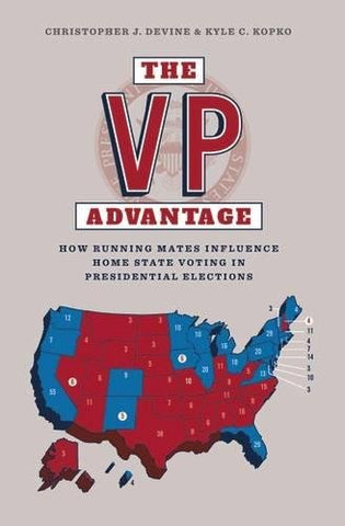 The Vp Advantage: How Running Mates Influence Home State Voting In Presidential Elections