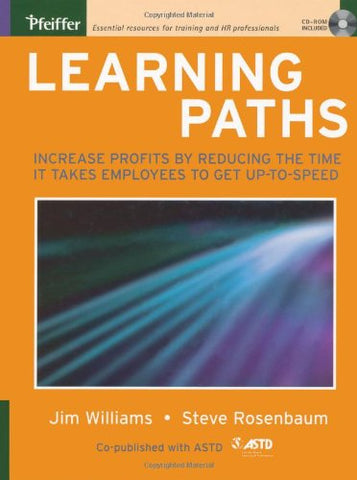 Learning Paths: Increase Profits By Reducing The Time It Takes Employees To Get Up-To-Speed