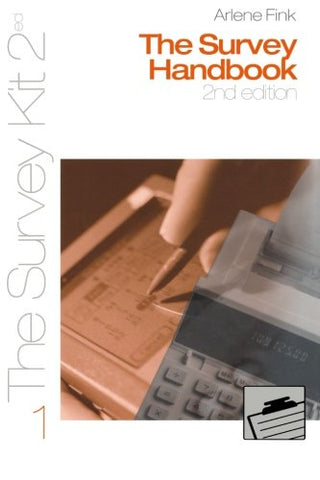 The Survey Handbook 2Nd Edition