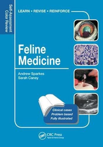 Feline Medicine: Self-Assessment Color Review (Veterinary Self-Assessment Color Review Series)