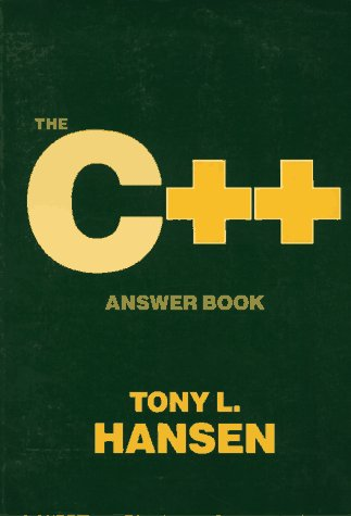The C++ Answer Book