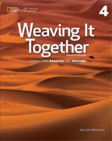 Weaving It Together 4: 0