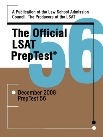 The Official Preptest 56