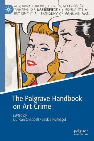 The Palgrave Handbook On Art Crime