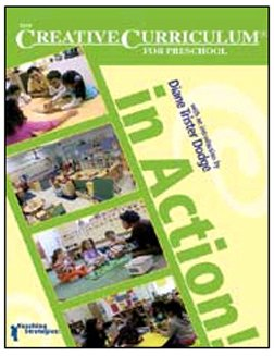 The Creative Curriculum In Action! For Preschool: User'S Guide (English And Spanish Edition)