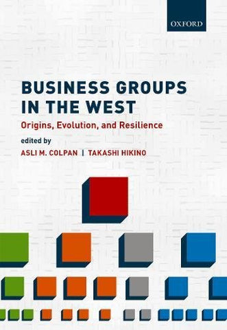 Business Groups In The West: The Evolutionary Dynamics Of Big Business