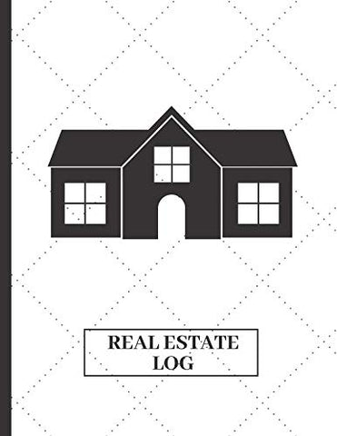 Real Estate Log: Real Estate Client Portfolio Management Book (Real Estate Client Log)