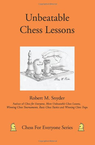 Unbeatable Chess Lessons