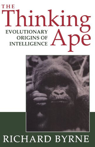 The Thinking Ape: The Evolutionary Origins Of Intelligence (Italian Instrumental Music Of The)
